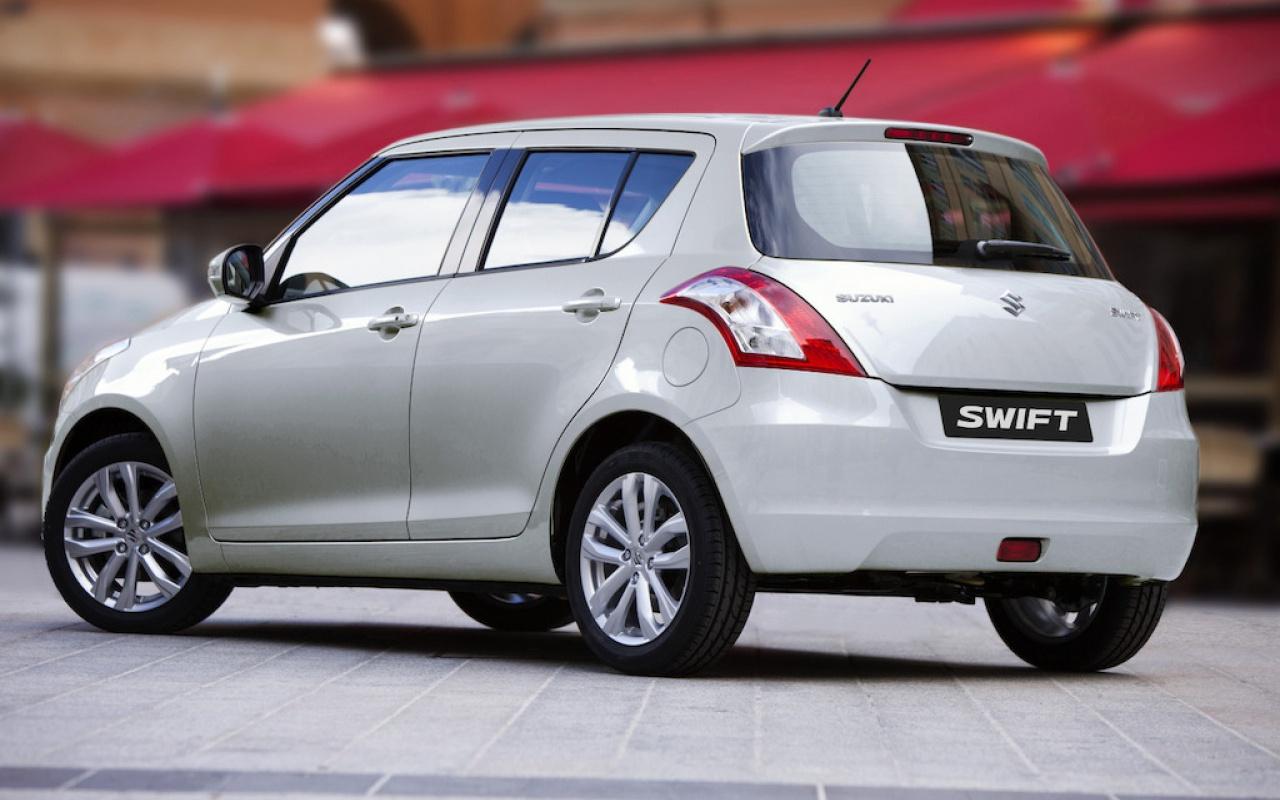 Voiture Suzuki