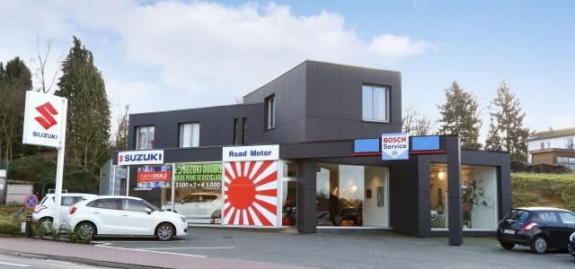 Accueil garage suzuki for Garage suzuki caen
